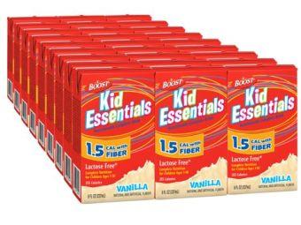 Напиток Boost Kid Essentials.  Фото: Изображение с сайта www...