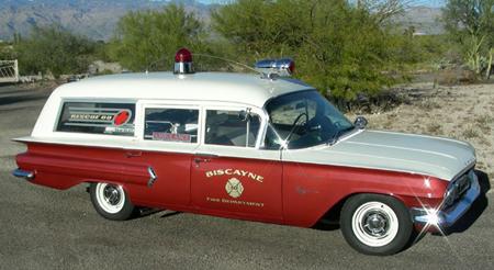 Vintage Ambulance Photos 41