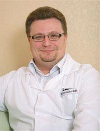 Доктор медицины Сергей Виноградов