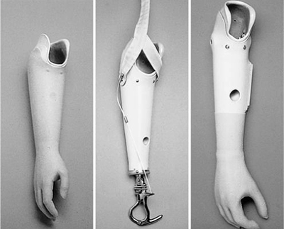 протезы голени фирмы otto bock: