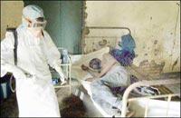 Особо опасные инфекции. Фото с сайта http://ensign.ftlcomm.com