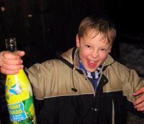 Так, продажа спиртных напитков в новогодние праздники будет...