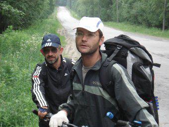 Петр Тощев, фото с личной страницы ВКонтакте