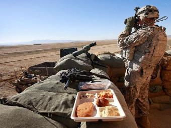 Солдаты стали здоровее в девять раз