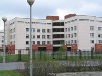 Детская соликамская больница