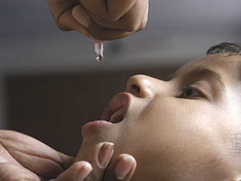 полиомиелит