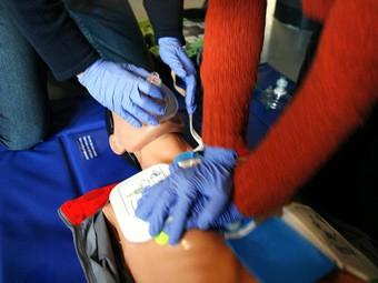 Инфаркт не навредил доктору «скорой» в Детройте оживить больного