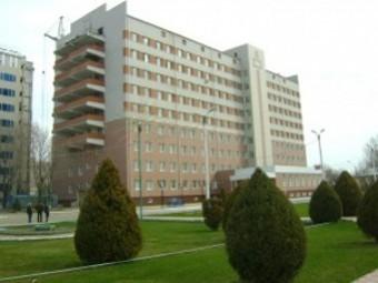 Больница центральная городская каспийск