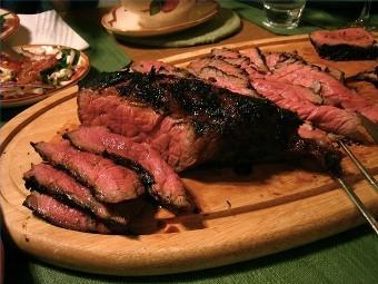 мясо с ЛСД