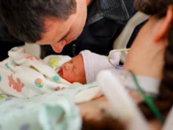 Брайан, Уэст Натаниэл и Мелисса. Фото со страницы по сбору пожертвований для семьи gofundme.com
