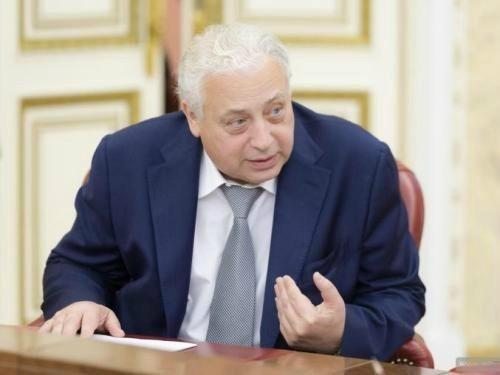 Заместитель мэра Москвы по вопросам социального развития Леонид Печатников. Фото с сайта photo.mos.ru