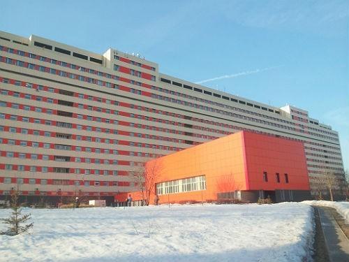 Главный корпус ГКБ №7. Фото с сайта gkb7.ru