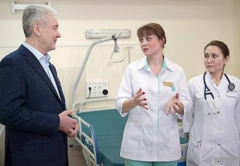 мэрии москвы сообщили увольнении главврачей пяти поликлиник