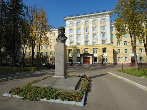 Национальный медико-хирургический Центр им. Н. И. Пирогова. Фото из Facebook