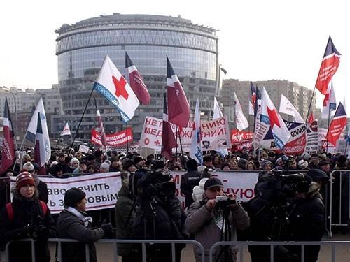 Фото из пресс-релиза профсоюза
