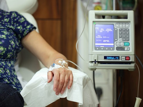 Новая схема химиотерапии