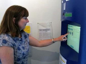 великобритании появился автомат лекарствами сельской местности