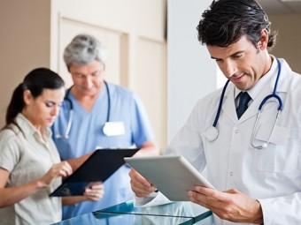 половина медиков получили работу великобритании уровня английского