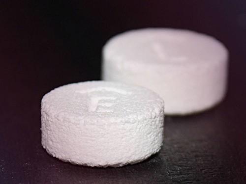 В США одобрена первая таблетка из 3D-принтера