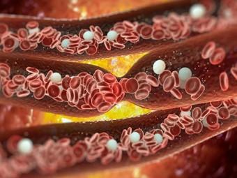 новая технология обнаружения тромбов подсвечивает теле