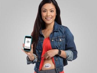 fda одобрило первое мобильное устройство постоянного мониторинга глюкозы