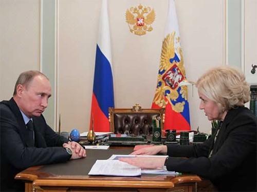 Это победа:  Голодец обозначила главную суть путинской реформы образования-строить квадратные классы
