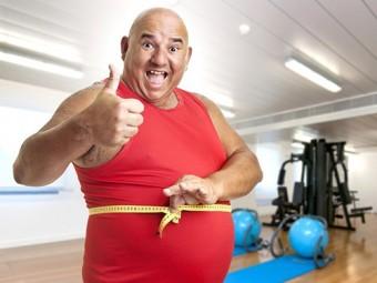 молодежи приходится заниматься спортом набрать вес