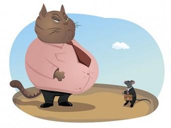 руководящая работа приводит набору веса