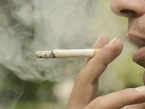 Курение снижает интеллект
