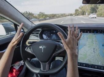 самоуправляемый автомобиль впервые причиной смерти человека