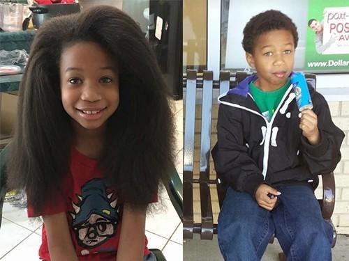 Школьник два года отращивал волосы, чтобы сделать парики для онкобольных детей