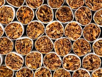 сигарет вызывают мутацию клетках легких