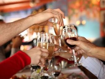 умеренных количествах алкоголь полезен