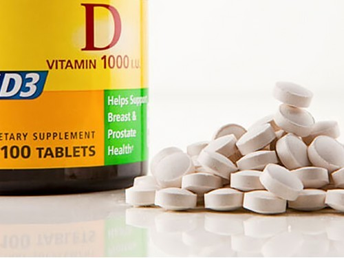 Ученые выступили против препаратов свитамином D