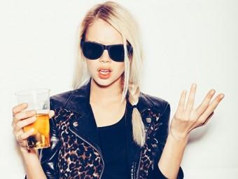 женский алкоголизм похож мужской