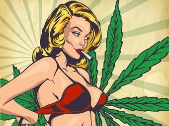 марихуана импотенция связь