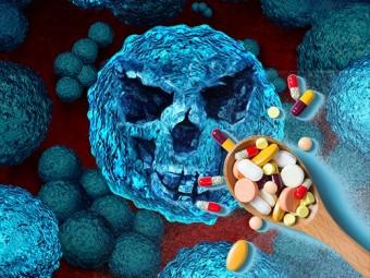 совместная работа неэффективные антибиотики справляются супербактериями