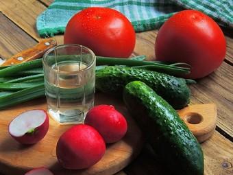 рюмка водки ежедневно низкий риск здоровья