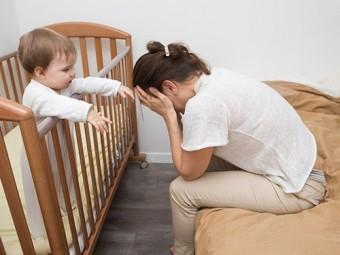 Послеродовая депрессия: когда пора бить тревогу