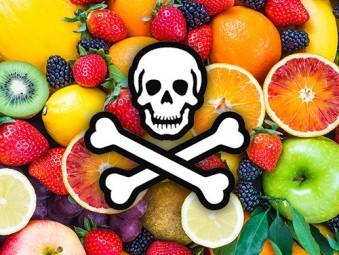 фруктовые диеты осторожно недолго