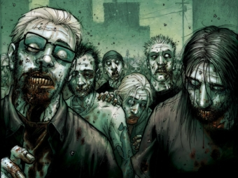 Чему снится к зомби нападения