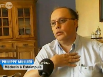 Заболевший бельгийский врач доверил лечение пациентки подружке