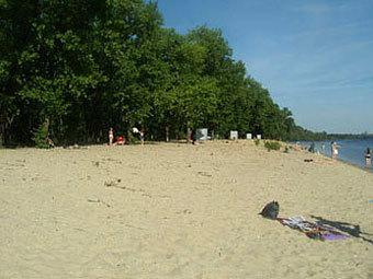 закрыли пляжи киева