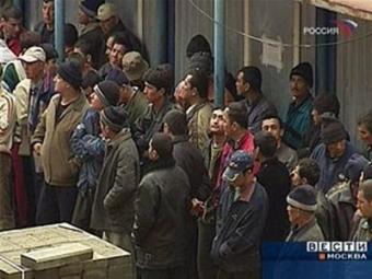 проверка мигрантов на инфекции