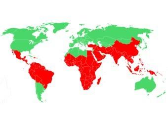 смертность от малярии
