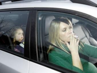 Пассивное курение опасно для жизни