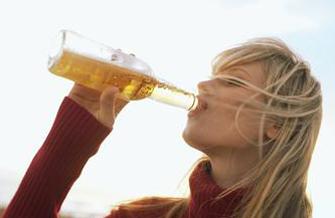 Женщины секс алкоголизма