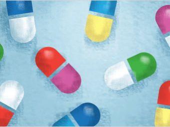 антибиотики при инфекции