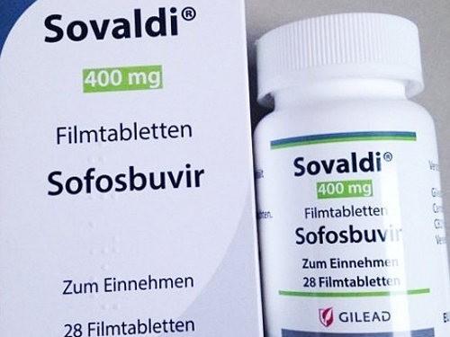 Минздрав включил самое дорогое лекарство от гепатита С в список жизненно необходимых