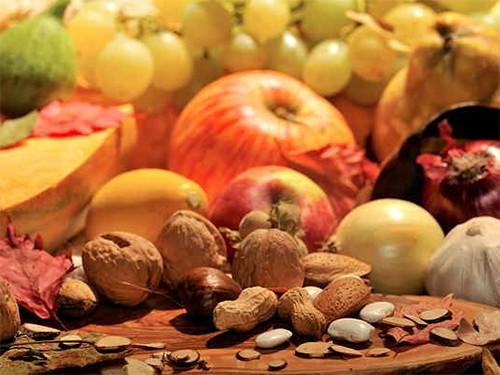 Овощи и орехи против диабета 2 типа